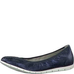 Tamaris-Schuhe-Ballerinas-NAVY-STRUCTURE-Art.:1-1-22109-28/855