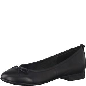 Tamaris-Schuhe-Ballerinas-BLACK-Art.:1-1-22114-29/001