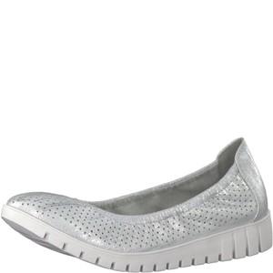 Tamaris-Schuhe-Ballerinas-SILVER-STRUCT.-Art.:1-1-22101-20/927