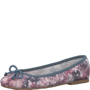 Tamaris-Schuhe-Ballerinas-LAVENDER-SEQU.-Art.:1-1-22142-20/496