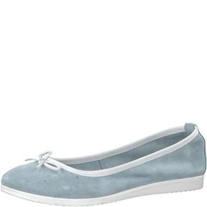 Tamaris-Schuhe-Ballerinas-SKY/WHITE-Art.:1-1-22102-20/977