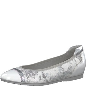 Tamaris-Schuhe-Ballerinas-WHITE-COMB-Art.:1-1-22109-20/197