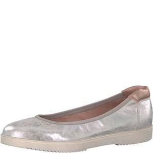 Tamaris-Schuhe-Ballerinas-SILVER-Art.:1-1-22131-20/941