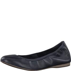 Tamaris-Schuhe-Ballerinas-NAVY-PLAIN-Art.:1-1-22134-30/757