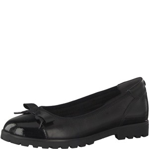 Tamaris-Schuhe-Ballerinas-BLACK-COMB-Art.:1-1-22100-21/098