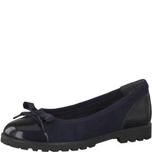 Tamaris-Schuhe-Ballerinas-NAVY-COMB-Art.:1-1-22100-21/890