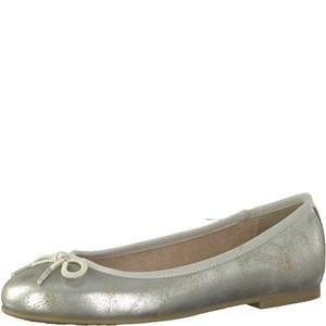 Tamaris-Schuhe-Ballerinas-SILVER-Art.:1-1-22123-21/941