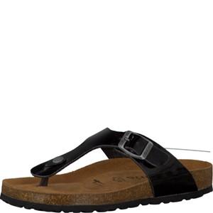 Tamaris-Schuhe-Pantolette-BLACK-PATENT-Art.:1-1-27104-28/018