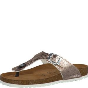 Tamaris-Schuhe-Pantolette-ROSE-METALLIC-Art.:1-1-27104-28/952
