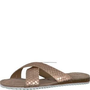 Tamaris-Schuhe-Pantolette-ROSE-METALLIC-Art.:1-1-27110-28/952