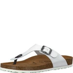 Tamaris-Schuhe-Pantolette-WHITE-Art.:1-1-27120-28/100