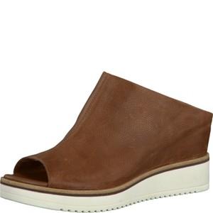 Tamaris-Schuhe-Pantolette-COGNAC-PUNCH-Art.:1-1-27200-28/359