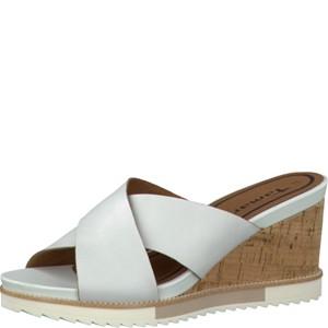 Tamaris-Schuhe-Pantolette-WHITE-Art.:1-1-27201-28/100