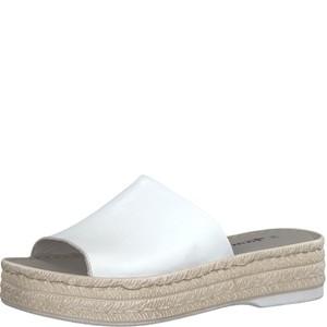 Tamaris-Schuhe-Pantolette-WHITE--Art.:1-1-27205-28/117
