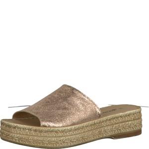 Tamaris-Schuhe-Pantolette-ROSE-METALLIC-Art.:1-1-27205-28/952
