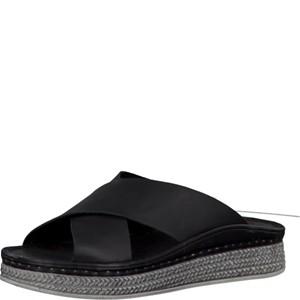 Tamaris-Schuhe-Pantolette-BLACK--Art.:1-1-27207-28/003