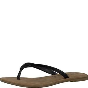 Tamaris-Schuhe-Pantolette-BLACK-Art.:1-1-27115-38/001
