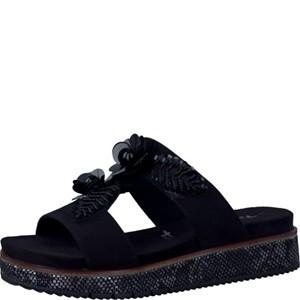 Tamaris-Schuhe-Pantolette-BLACK-Art.:1-1-27121-38/001