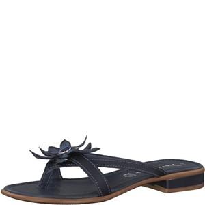 Tamaris-Schuhe-Pantolette-NAVY-Art.:1-1-27123-38/805