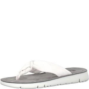 Tamaris-Schuhe-Pantolette-WHITE-Art.:1-1-27124-38/100