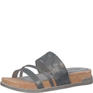 Tamaris-Schuhe-Pantolette-PEWTER-Art.:1-1-27220-38/915