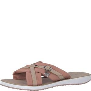 Tamaris-Schuhe-Pantolette-ROSE/PEPPER-Art.:1-1-27105-38/499