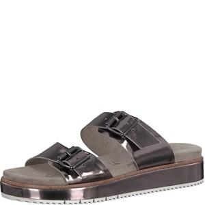 Tamaris-Schuhe-Pantolette-DK-ROSE-METAL.-Art.:1-1-27135-38/603