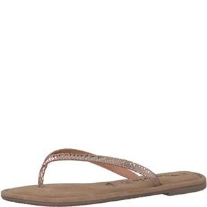 Tamaris-Schuhe-Pantolette-ROSE-METALLIC-Art.:1-1-27115-20/952