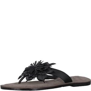 Tamaris-Schuhe-Pantolette-BLACK-Art.:1-1-27127-20/001