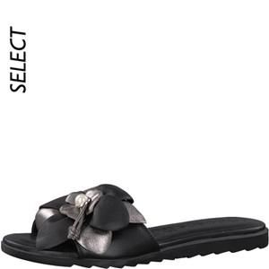 Tamaris-Schuhe-Pantolette-BLACK-COMB-Art.:1-1-27128-20/098
