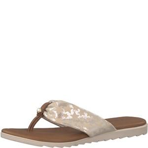 Tamaris-Schuhe-Pantolette-BEIGE-STAR/COG-Art.:1-1-27129-20/485