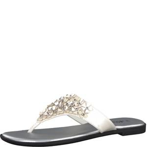 Tamaris-Schuhe-Pantolette-WHITE-Art.:1-1-27133-20/100