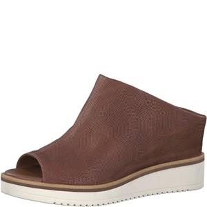 Tamaris-Schuhe-Pantolette-COGNAC-Art.:1-1-27200-20/305