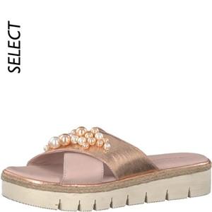 Tamaris-Schuhe-Pantolette-ROSE/ROSE-MET-Art.:1-1-27220-20/613