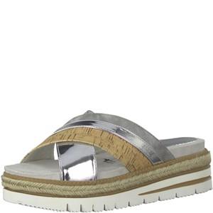 Tamaris-Schuhe-Pantolette-SILVER-COMB-Art.:1-1-27228-20/948