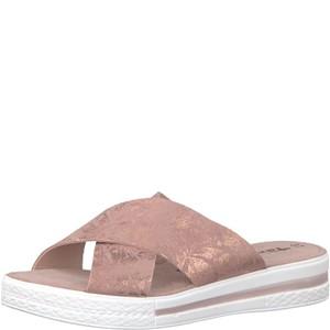 Tamaris-Schuhe-Pantolette-ROSE/ROSE-MET-Art.:1-1-27230-20/613