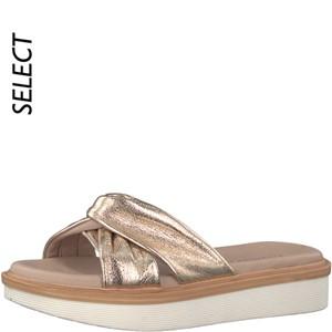 Tamaris-Schuhe-Pantolette-GOLD-Art.:1-1-27235-20/940