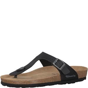 Tamaris-Schuhe-Pantolette-BLACK-Art.:1-1-27537-20/001