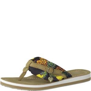 Tamaris-Schuhe-Pantolette-BLK-PINEAPPLE-Art.:1-1-27109-20/097