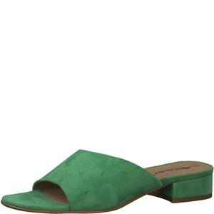 Tamaris-Schuhe-Pantolette-GREEN--Art.:1-1-27122-30/702