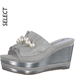 Tamaris-Schuhe-Pantolette-LIGHT-GREY-Art.:1-1-27256-30/204