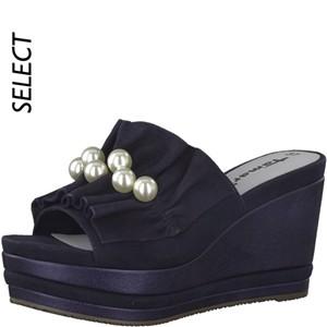 Tamaris-Schuhe-Pantolette-NAVY-Art.:1-1-27256-30/805
