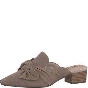 Tamaris-Schuhe-Pantolette-TAUPE-Art.:1-1-27354-30/341