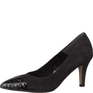 Tamaris-Schuhe-Pumps-BLACK/CROCO-Art.:1-1-22412-28/064