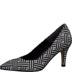 Tamaris-Schuhe-Pumps-BLACK-COMB-Art.:1-1-22414-28/098
