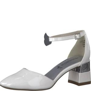 Tamaris-Schuhe-Pumps-WHITE/SILVER-Art.:1-1-24405-28/191