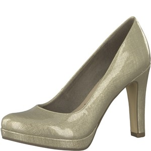 Tamaris-Schuhe-Pumps-BEIGE-METALLIC-Art.:1-1-22426-29/405
