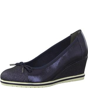 Tamaris-Schuhe-Pumps-NAVY-COMB-Art.:1-1-22461-20/890