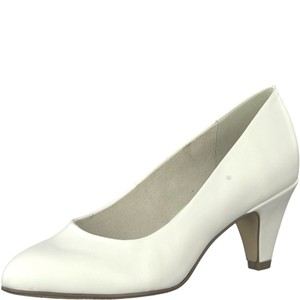 Tamaris-Schuhe-Pumps-WHITE-MATT-Art.:1-1-22416-21/108