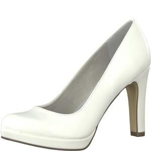 Tamaris-Schuhe-Pumps-WHITE-MATT-Art.:1-1-22426-22/108